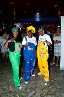 Tom Joyner Cruise 2017 - 70's Night