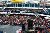 Tom Joyner Cruise 2017 Represent Day